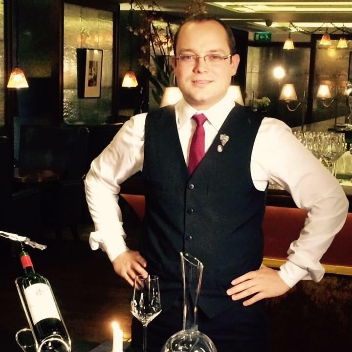 Gabriel Kollár - The Taste Wine Bar & Restaurant